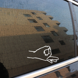 Autocollant sticker pour...